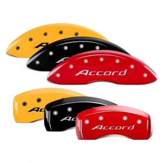 MGP® - Caliper Covers with Accord Engraving (Full Kit, 4 pcs)