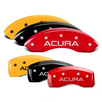 MGP® - Caliper Covers with Acura Engraving (Full Kit, 4 pcs)