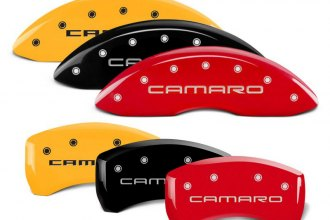 MGP® - Caliper Covers with Camaro Gen 5 Engraving