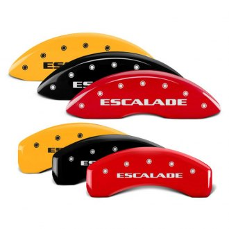 MGP® - Caliper Covers with Escalade Engraving (Full Kit, 4 pcs)