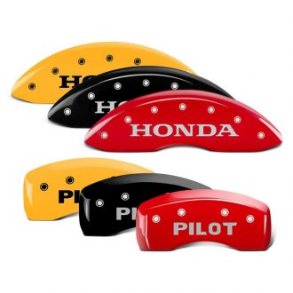MGP® - Caliper Covers with Engravings