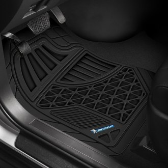Michelin® - EdgeLiner Black All-Weather Rubber Floor Mats