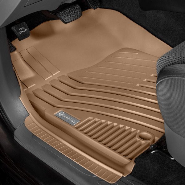 michelin toyota tacoma double cab 2014 edgeliner floor liners. Black Bedroom Furniture Sets. Home Design Ideas