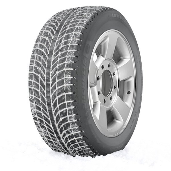 MICHELIN® - LATITUDE ALPIN LA2 ZP in Snow