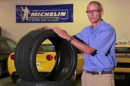 MICHELIN® Inside The Innovation of The Michelin Pilot Super Sport Tire