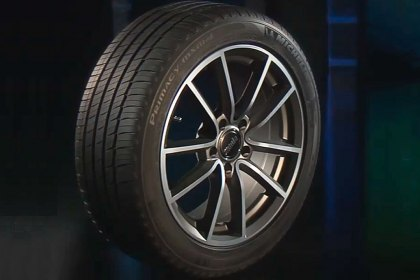 MICHELIN® Introducing a Tire that S Ahead of The Curve The Michelin Primacy MXM4 Tire (HD)