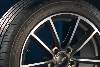 MICHELIN® Luxury Performance Touring with The Michelin Primacy MXM4 Tire (HD)
