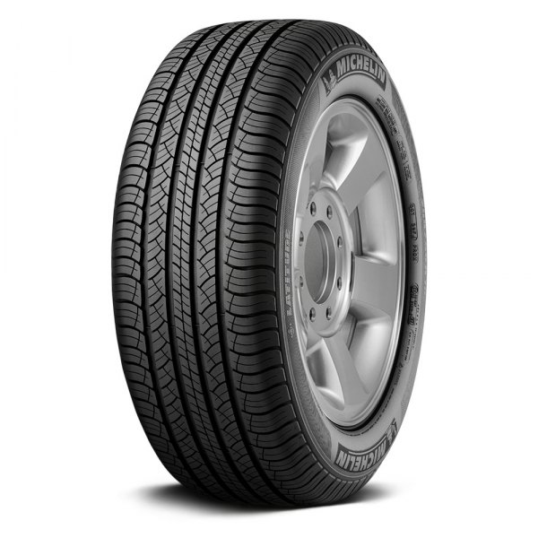 MICHELIN® - LATITUDE TOUR HP Tire Protector Close-Up