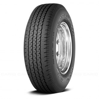 MICHELIN® - LTX A/S WITH OUTLINED WHITE LETTERING