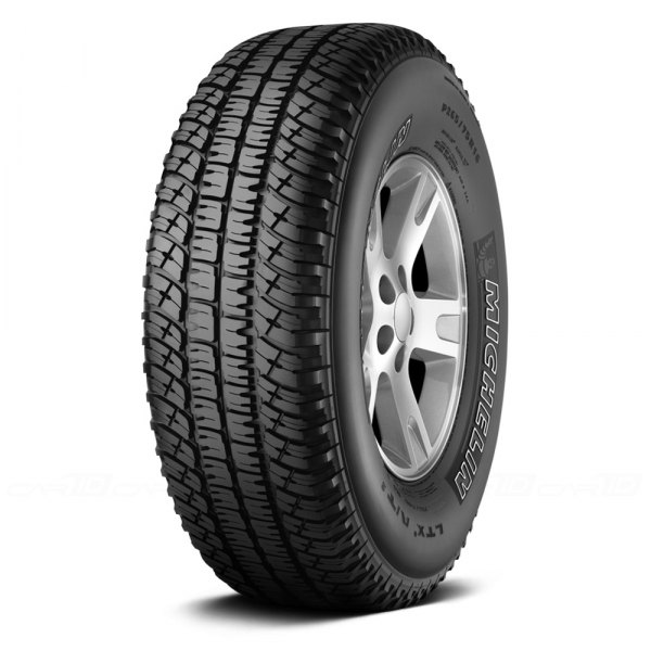 MICHELIN® - LTX A/T2 WITH OUTLINED WHITE LETTERING