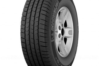 MICHELIN® - LTX M/S2 Tire Protector Close-Up