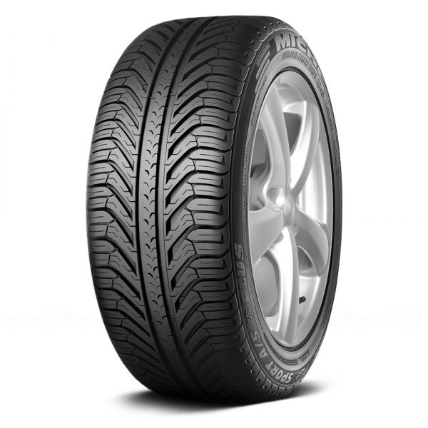 MICHELIN® - PILOT SPORT A/S PLUS Tire Protector Close-Up