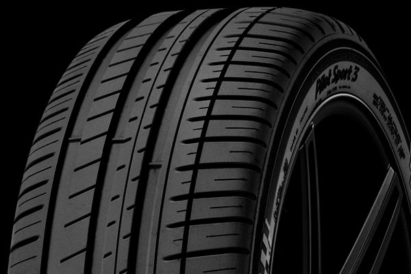 MICHELIN® - PILOT SPORT PS3 Tire Protector Close-Up