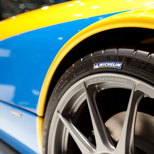 MICHELIN® - Tires on Pilot Super Sport