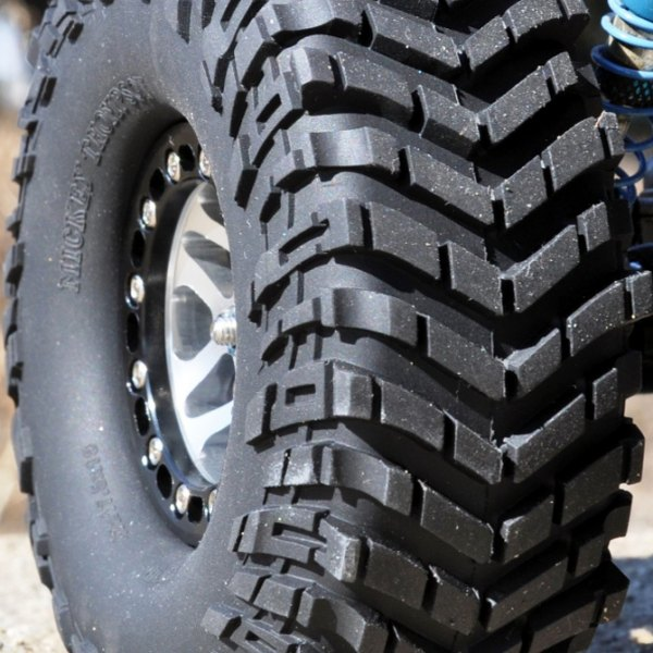 MICKEY THOMPSON® - Baja Claw Tires on Ford F-250