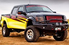 MICKEY THOMPSON® - Baja Claw TTC Tires on Ford F-150