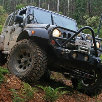 MICKEY THOMPSON® - Baja Claw TTC Tires on Jeep Wrangler
