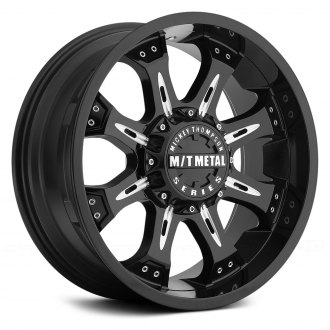 MICKEY THOMPSON® - MM-164B Gloss Black with Milled Accents