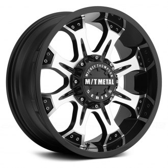 MICKEY THOMPSON® - MM-164M Gloss Black with Machined Face