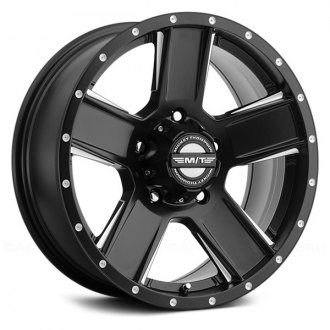 MICKEY THOMPSON® - SD-5 Satin Black with CNC Milled Accents