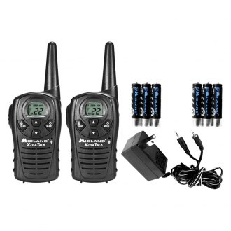 Midland® - 18-Mile GMRS Radio Pair Pack