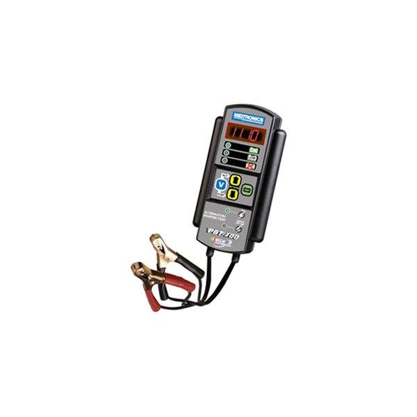Midtronics Battery Tester : Midtronics pbt advanced battery starter and charging