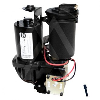 Miessler Automotive® - OE Design Air Suspension Compressor