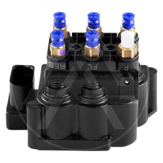 Miessler Automotive® - Air Ride Supply Valve Block
