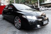 MILANNI® - PARALYZER Chrome with Gloss Black Accents on Honda Civic