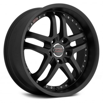 MILANNI® - KAPRI Satin Black