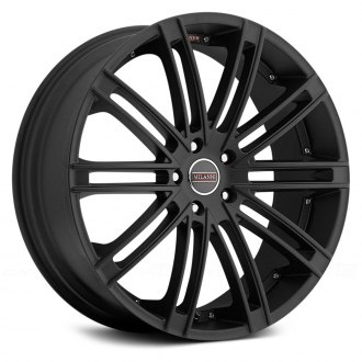 MILANNI® - KHAN Satin Black