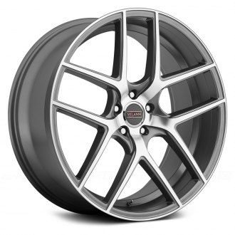 MILANNI® - TYCOON Graphite with Mirror Machined Face
