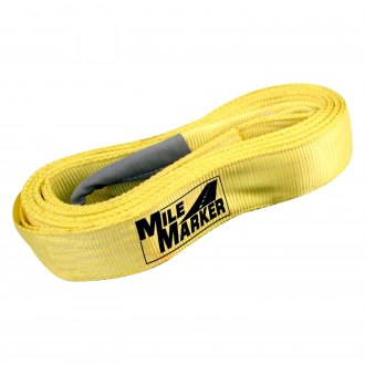 "Mile Marker® - 3"" x 30' Recovery Tree Strap"