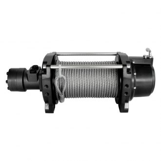 Mile Marker® - 9,000 lbs Hydraulic Recovery Winch
