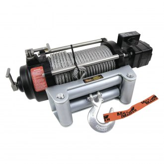 Mile Marker® - 9,000 lbs Low Pressure Hydraulic Winch