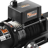 Mile Marker® - Winch Mounting System on Chevy