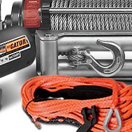 Mile Marker® - Electric Winch 9500 lbs