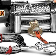 Mile Marker® - Winch Mounting System with Brush Guard