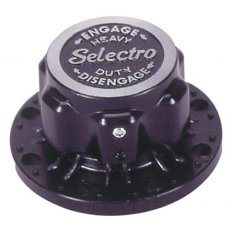 Mile Marker® - Classic Selectro™ Manual Locking Hub Set
