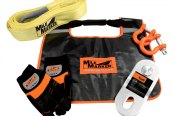 Mile Marker® - Off Road Winch Accessory Kit with Dampener