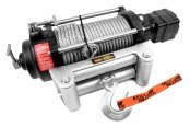 Mile Marker® - Hydraulic Winch 10500 lbs with Discrete Solenoid