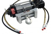 Mile Marker® - Hydraulic Winch 10500 lbs with Integrated Solenoid