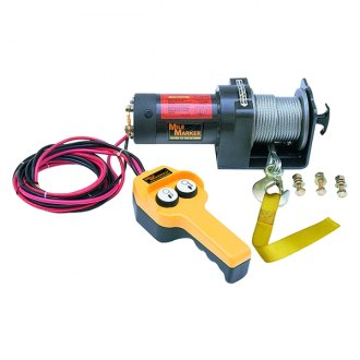 Mile Marker® - ATV/UTV Electric Winch