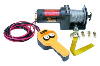 Mile Marker® - ATV / UTV Electric Winch