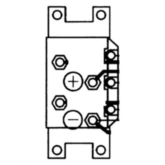 Spark Plug Wire Set 68 71 289 302 Mustang Exc Smog in addition Diagram view besides 1990 Ford F 150 Performance Parts together with Plug Wire Retainers likewise . on spark plug wire separators