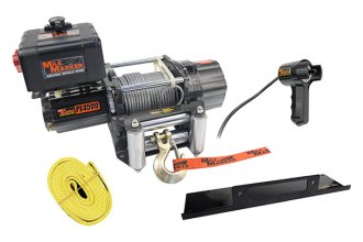 Mile Marker® - Waterproof Electric Winch 4500 lbs