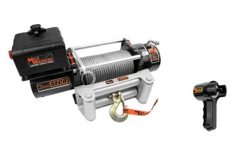 Mile Marker® - Electric Winch 8000 lbs