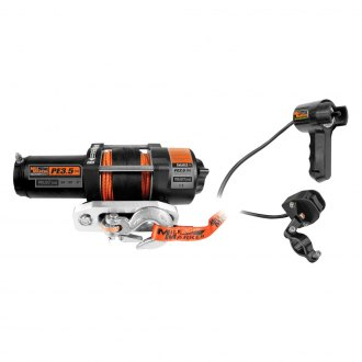 Mile Marker® - 3500 lbs Waterproof Electric Winch