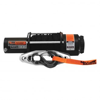 Mile Marker® - 5000 lbs Waterproof Electric Winch