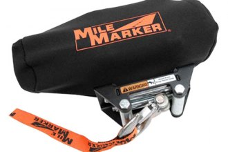 Mile Marker® 8505 - ATV Winch Neoprene Cover